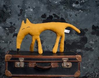 Foxy Pillow Plushie