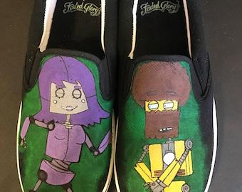 Dance Gavin Dance Shoes