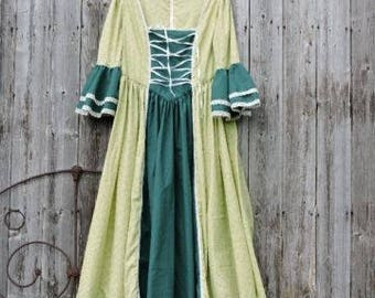 1700s Dress Costume size x-large