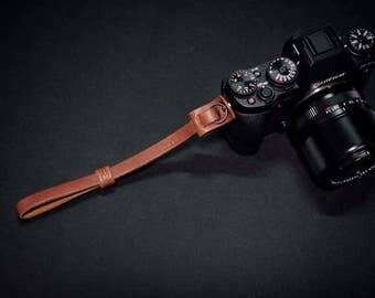 KITT camera strap