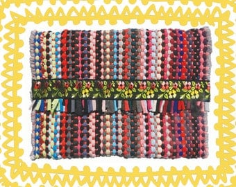 Ethnic pouch