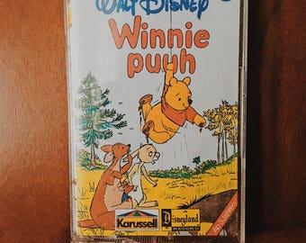 Winnie Puuh German Cassette Tape
