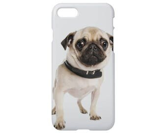 Pug dog cute iPhone 7 case iPhone 7 plus case iPhone 6s case iPhone 6 iPhone 6s plus iPhone 6 plus iPhone 5s case iPhone SE iPhone 4s case