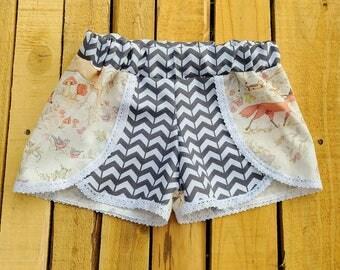 Woodland Coachella shorts