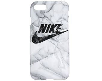 Marble iPhone 7 case Nike iPhone 7 plus case iPhone 6/6s case iPhone 6/6s plus case iPhone 5/5s/SE case iPhone 4/4s case black and white