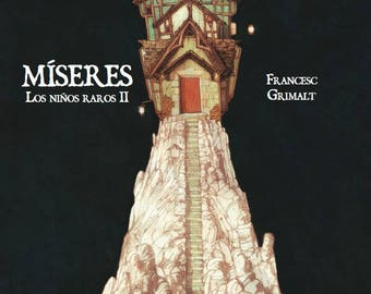 MÍSERES, Ghost village, Steampunk, Steampunk story, Ghosts stories, Children's psychology, Victorian, Spirit books, Ghosts