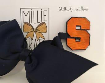 Syracuse Logo Bow