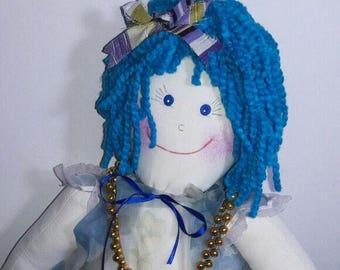 Lola Doll Handmade Craft