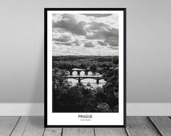 Prague - bridges of the city