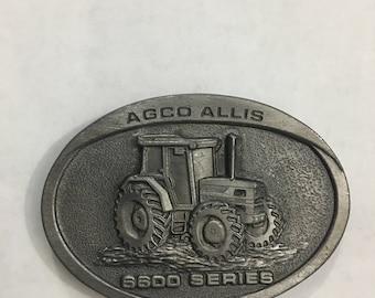 AGCO ALLIS 6600 SERIES belt buckle