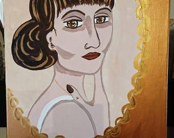 Poet portrait