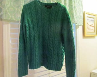 Forever 21 Green Sweater Size M