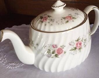 Minton Spring Bouquet Teapot