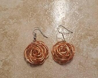 Freshly Picked - Rose Garden Earring