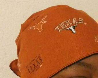 Men University of Texas bandanna