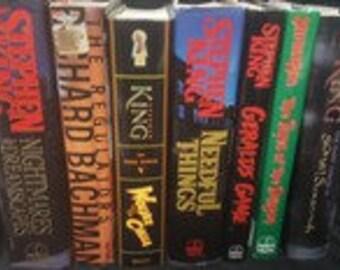 Stephen King Hard Back Bundle