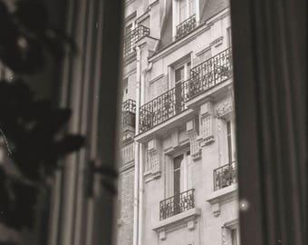 Window in Montmartre