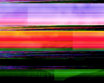 glitch project: oversharing