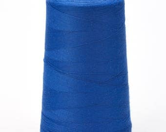 Matching Thread, Cobalt, 6,000 yard spools