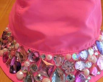 Baby Girl Summer Hat