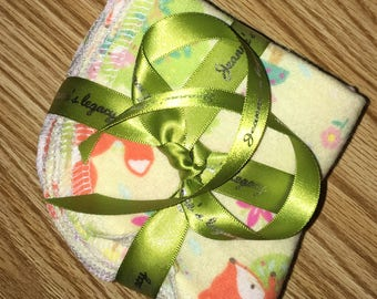 Eco-Friendly ReUsable Baby Wipes
