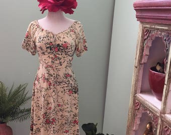 Delicate Rose dress