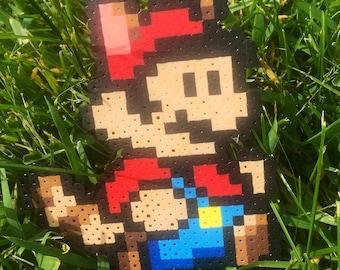 8 Bit Tanooki Mario
