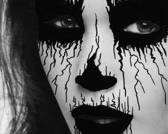 Black Metal Icon Series I