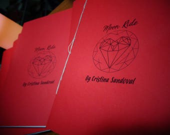 Moon Ride: Poetry Chap Book