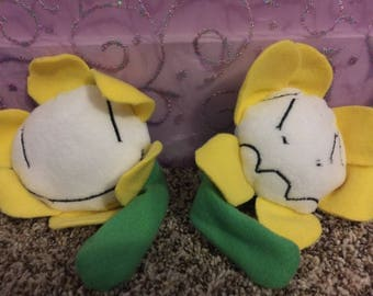 Undertale Flowey Plush
