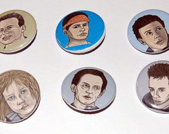 Solace Crew Set of Buttons