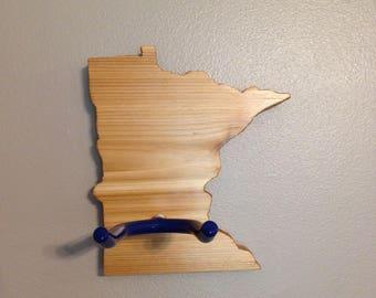 Minnesota Guitar wall mount hanger