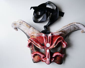 Sun Ra- Devil Himself mask