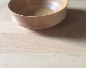 Little bowl wooden
