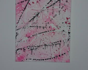 Lust - Abstract expressionism