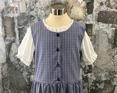 Size 12 and 14--Practical Prairie Dress Set