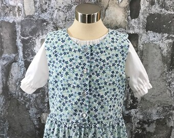 Size 12--Practical Prairie Dress Set