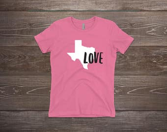Texas Love Kids Tee