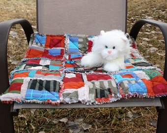 Cat Bed, Furniture Cover, Cat Quilt, Fabric Cat Bed, Pet Blanket, Travel Pet Blanket, Colorado Catnip Bed, Luxury Cat Bed, Pet Bed, Cat Mat