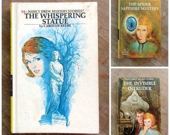 Nancy Drew Journal CUSTOM with Vintage Cover
