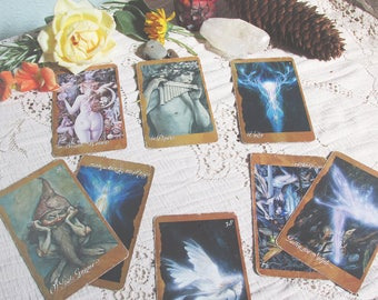 Year Ahead Intuitive Faeries' Oracle Reading