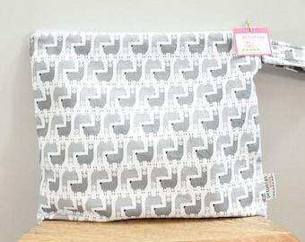 Wet Bag wetbag Diaper Bag ICKY Bag wet proof llama alpaca gym bag swim cloth diaper accessories zipper gift newborn baby child kids summer