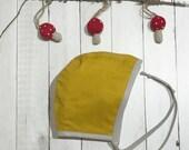 Meadow Bonnet in Golden  1-2 Years