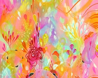 Fine Art Print - Auroral - 11x11