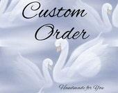 Custom Order for Handmade Earwires