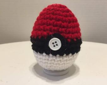 Pokemon Inspired Egglet Pokeball