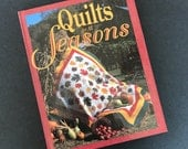 Quilts for all Seasons 1993 Quilt Book
