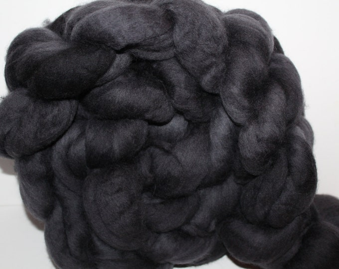 Kette Dyed Polwarth wool top. Roving. Spin. Felt. Super Soft. 1lb. FREE SHIP #P52