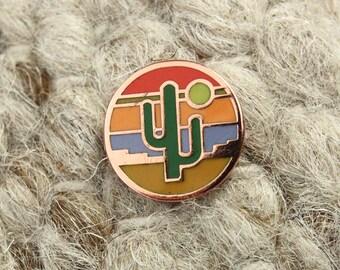 Desert - Hard Enamel Pin
