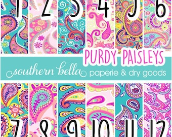 printed vinyl paisley pattern vinyl printed htv sheets iron on tumbler decal etc 651 silhouette and cricut vinyl see pics sku hdpais - Cricut Vinyl Colors